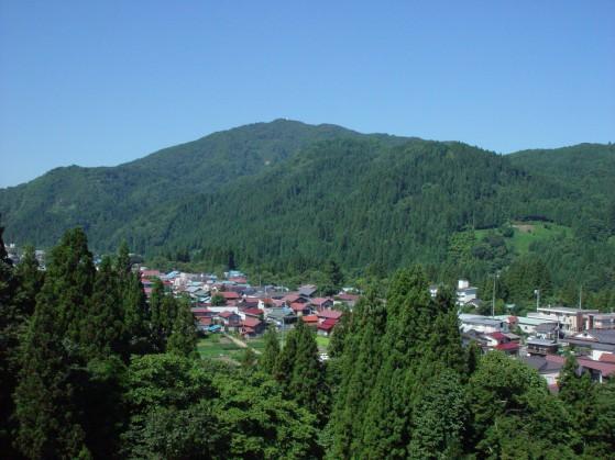 ⑧三島町全景