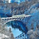 re_№90 厳冬の第一橋梁